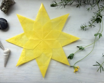 Kite Paper Window Star