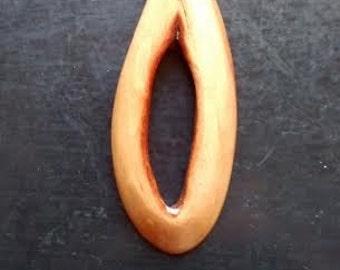 Manzanita Loop Necklace