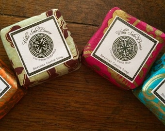Beeswax Castile Soaps