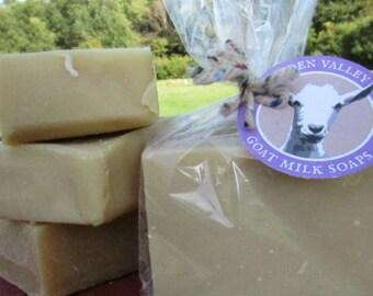 All Natural Lavender Goat Milk Soap