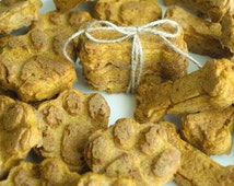 how to make organic grain free dog treats