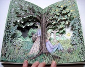 Silver Apples, Golden Apples Altered Book