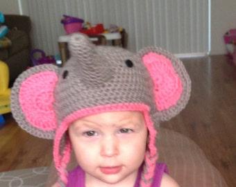 Elephant Critter Hat