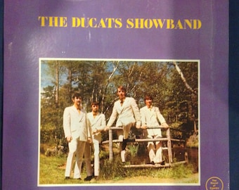 The Ducats Showband Sealed Vinyl LP Record