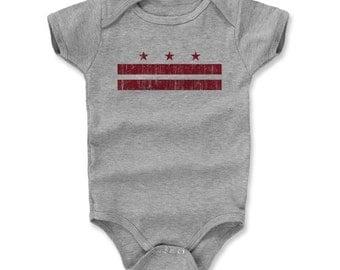Washington D.C. Flag R Onesie (am)