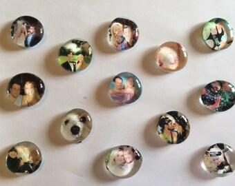 Custom Photo Magnets (10)