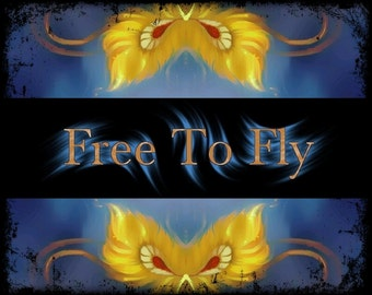 Free To Fly - From my Album - Free To Fly