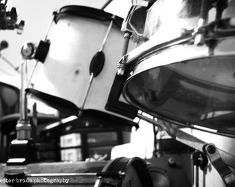 4x6 Photo // Drum Set // Other Sizes Available