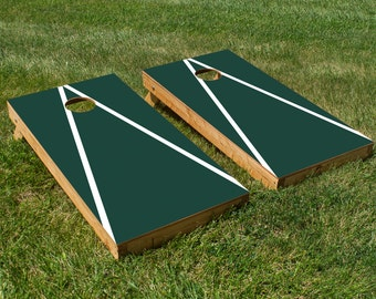 Michigan State Spartans Cornhole Board Set