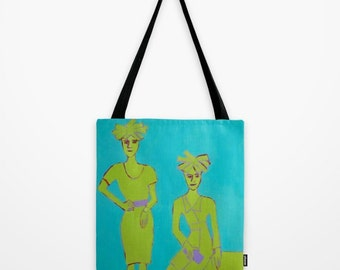"Tote Bag ""It Girlz 2"""