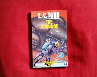 E.C. Tubb - The Terridae (Arrow 1986)