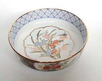 OMC Japan Hand Painted Porcelain Bowl