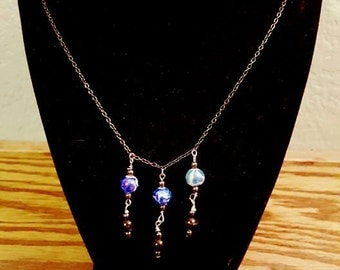 Women's Dangle Necklace