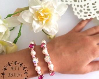 Swarovski bracelet/Swarovski Crystals bracelet