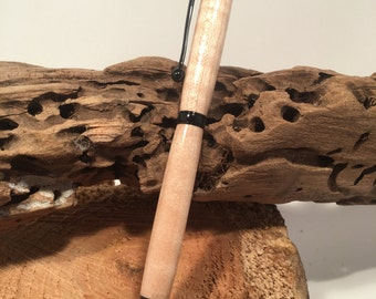 Wooden Pen (Curly Maple)