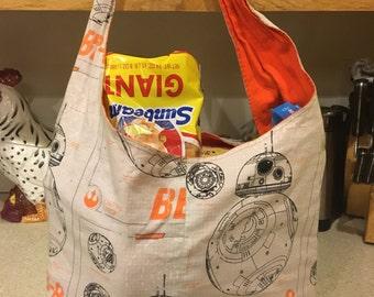 BB-8 Reusable Shopping Bag