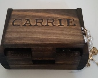 Name box personalized