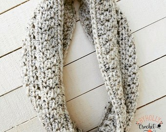 Crochet Brickhouse Cowl Pattern