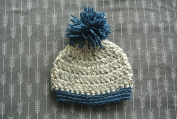 The Hunter Baby Hat