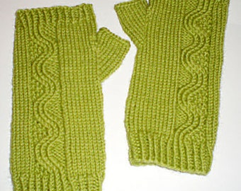 Green Wave Mitts