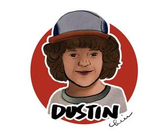 Custom Portrait Illustration, Digital Avatar, Profile Picture, For blog or website (Semi-realistic style)