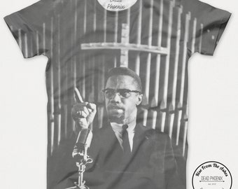 Unique Malcolm X Related Items Etsy