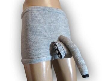 Knitted underwear Etsy
