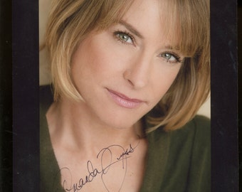 NIghtmare on Elm Street AutoGraphed Amanda Wyss HEAD SHOT