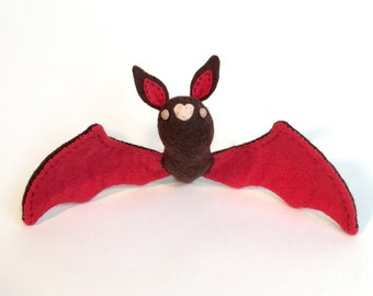 LAST ONE - Autumn Bat - Strawberry