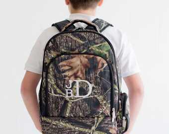 Camo backpack | Etsy
