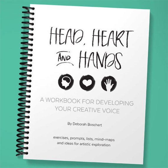 Pdf head heart and hands developing your creative voice pdf head heart and hands developing your creative voice artist workbook download exercises to do list prompts marketing lessons stopboris Image collections