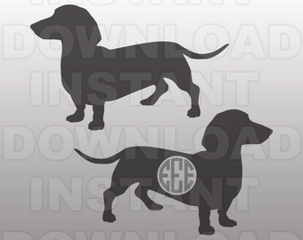 """Shop """"weiner dog"""" in Craft Supplies & Tools"""