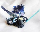 Star Wars Jedi Dragon - ooak elemental dragons