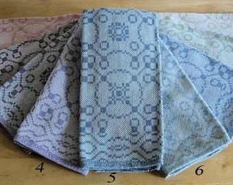 Damask Towels