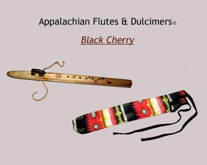 Appalachian Flute - CHERRY, with Case