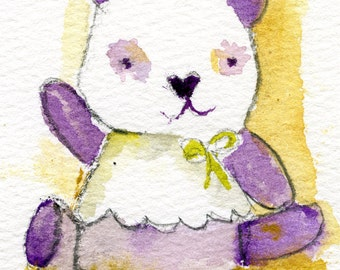 Marza Panda - 2.5x4 original