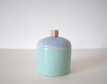 Color Block Vessel