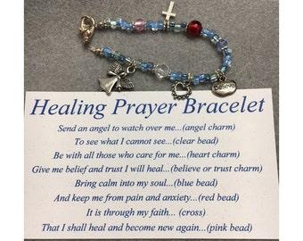 Healing Prayer Bracelet