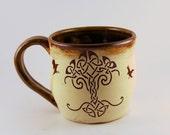 Celtic Tree of Life Mug (no1) - 8oz