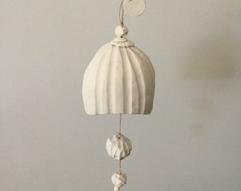 Medium Porcelain Belle Chime 5