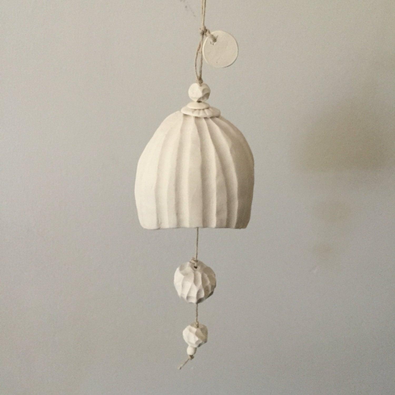 Medium Porcelain Belle Chime 5