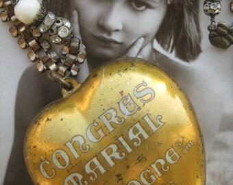 congres marial . necklace