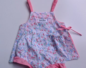 Samibop Baby Girl Side Split Set - Size 00