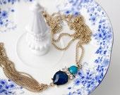 Dainty Blue Jewelry/Ring ...