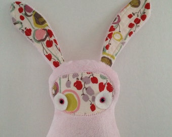 Floppy Eared Bunny - pink