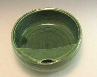 Mustache Bowl/ Moustache Pottery Bowl-22-24 Ounce Mustache Bowl