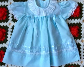 1950s Baby Dress 9/12 Months