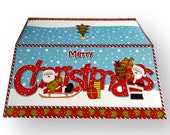 CW15 - Handmade Christmas Gift/Money/Voucher/Wallet/Pocket/Envelopes