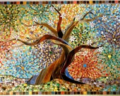 Custom Mosaic Splashback Reserved for Karyn Gutkin