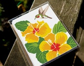 Birds in Gardens Boxed Assortment #3 - 8 cards